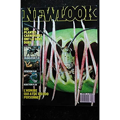 NEWLOOK 058 1998 JUIN BOB EATHERLY LUDOVICK PHOTO ART EROTISME DONALD MILNE MARIO MARNOTO