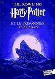 Harry Potter, III:Harry Potter et le prisonnier d'Azkaban - Folio Junior - 12/10/2017