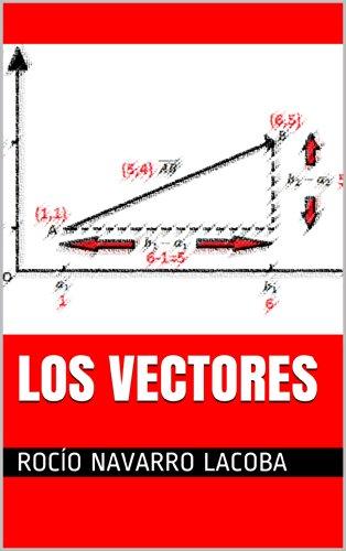 Los vectores (Fichas de matemáticas) por Rocío Navarro Lacoba