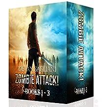 Zombie Attack: Box Set 1-3: (Zombie Attack Series) (English Edition)