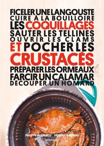 Coquillages et crustacés par Phil Emanuelli