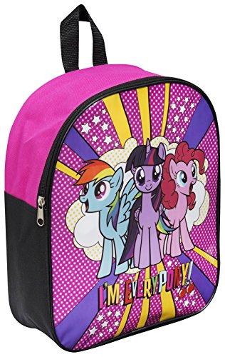 Imagen de niños niñas character  niños almuerzo de vuelta a la escuela libro bolsa viaje  guardería my little pony  i'm every pony!
