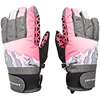 Ultrasport Children's Advanced Rocky Skiing Gloves