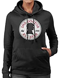 19dd4db9885357 Converse All Star Second Doctor Who Women s Hooded Sweatshirt