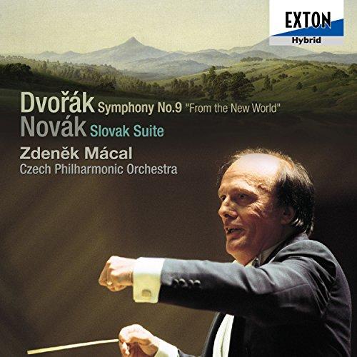 Sinfonie 9/Slovak Suite -