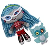 Monster High - W2571 - Peluche - Ghoulia Yelps et Hulule