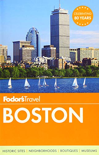 Fodor's Boston (Full-color Travel Guide, Band 29)
