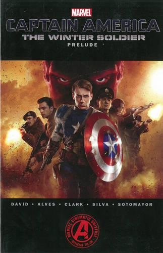 MARVELS CAPTAIN AMERICA WINTER SOLDIER PRELUDE
