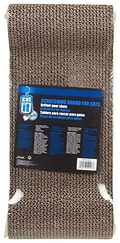 Catit Griffoir Carton Ondulé pour chat, 49 x 22 x 8 cm