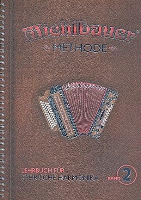 Lehrbuch Band 2 (+CD): für Steirische Handharmonika in Griffschrift