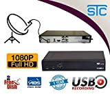 STC HD Free to air Set top Box with WiFi Connectivity Option Satellite