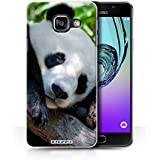 Coque de Stuff4 / Coque pour Samsung Galaxy A3 (2016) / Panda Design / Animaux sauvages Collection