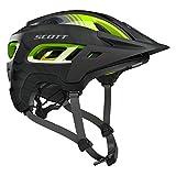 Scott Stego MTB Fahrrad Helm grau/grün 2018: Größe: L (59-61cm)