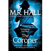[ THE CORONER BY HALL, M. R.](AUTHOR)PAPERBACK
