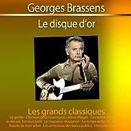 Le disque d'or (30 grands classiques de Brassens)