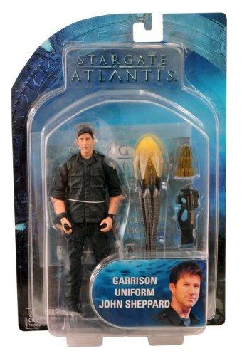 Preisvergleich Produktbild Stargate Atlantis Series 3 Action Figure: Limited Edition John Sheppard in Garrison Uniform