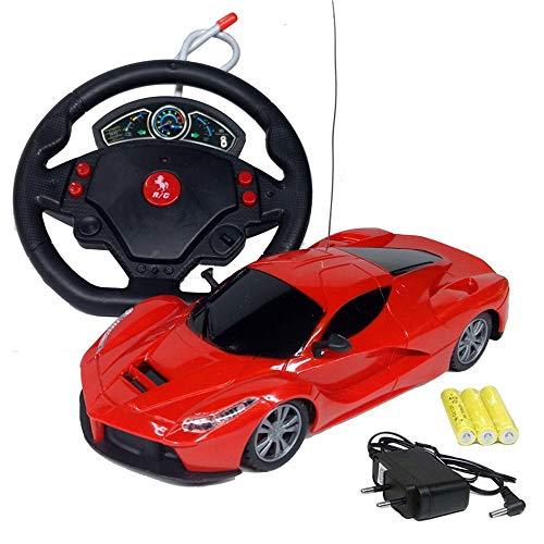 MEILA Schwerkraft Induktion Fernbedienung Auto Lenkrad 4WD Radio Fernbedienung Rennwagen Das Neue Kind Spielzeug Lade Auto Sport Auto Rennwagen Simulation Modell Fernbedienung Spielzeugauto