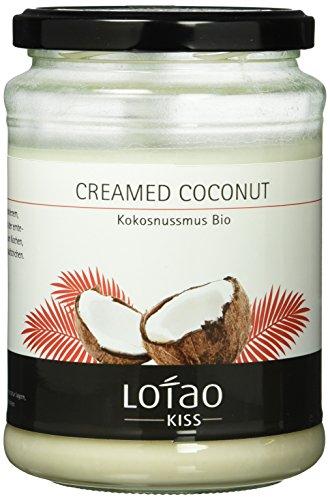 Lotao Kokosnussmus Bio, 1er Pack (1 x 500 g)