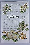 Frandy House sacchetto profumato bustine pacchetti, design classico, confezione da 8, Cotton, 6.7*0.2*4.6 …
