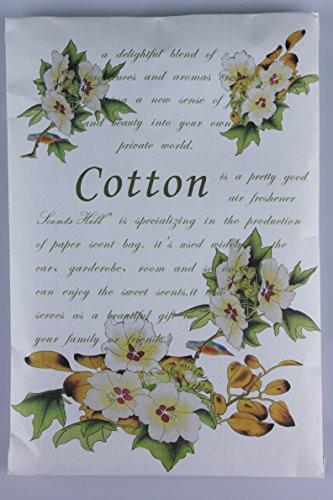 Frandy House sacchetto profumato bustine pacchetti, design classico, confezione da 8, Cotton, 6.7*0.2*4.6 ...