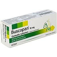 BUSCOPAN Dragees 50 St Überzogene Tabletten preisvergleich bei billige-tabletten.eu