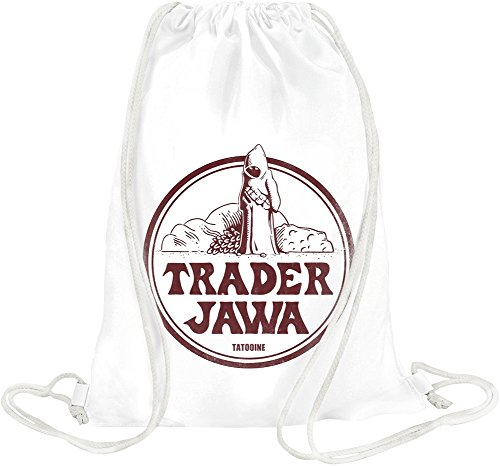 trader-jawa-logo-drawstring-bag