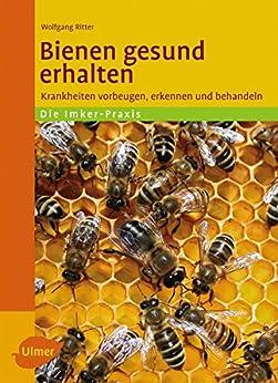 Bienen gesund erhalten: Krankheiten vorbeugen, erkennen und behandeln