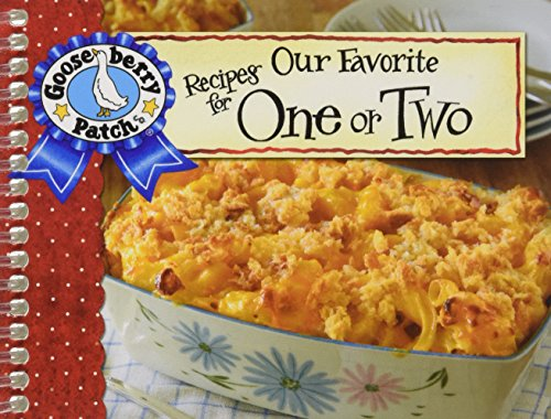 2w Single (Our Favorite Recipes for One or Two W/Photo Cover (Our Favorite Recipes Collection))