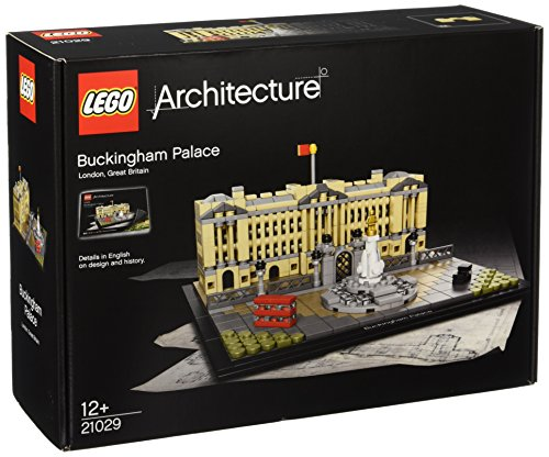 LEGO 21029 Architecture Buckingham Palace Landmark Building Set