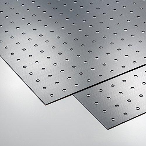 70201024-gadana-motiv-dekorplatte-optik-kreise-3d-metalleffektplatte-edelstahloptik-geburstet-geprag