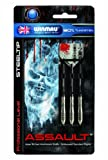 WINMAU Assault 90% Tungsteno Nivel Profesional Punta Dardos de Acero, ASSAG26A, Multi Colored, 26-gram