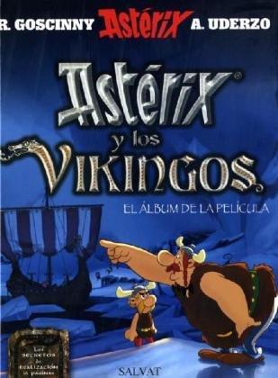 Astérix y los vikingos (álbum de la película) (Castellano - Salvat - Comic - Astérix) por Goscinny / Uderzo