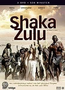 Shaka Zulu [ 1986 ] Uncensored - Long Version - Box