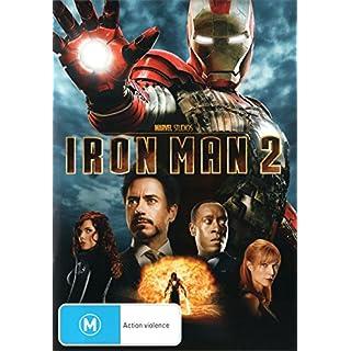 Iron Man 2 [Import allemand]