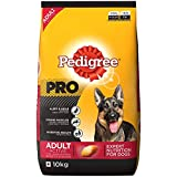 Pedigree Pro Expert Nutrition Dry Food for Active Adult Dogs, 20kg