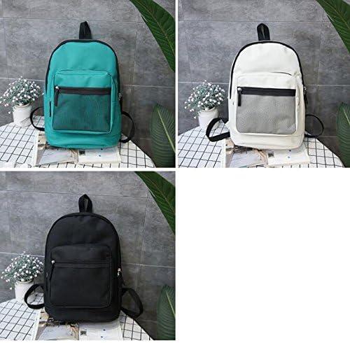 Sac à dos préscolaire Sac à dos d'étudiant de mode Sac à dos de stockage d'ordinateur portable de sac à dos B07LFDSQRX | L'apparence élégante