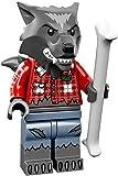 Lego Series 14 Minifigures 71010 (Lego Series 14 Wolf Guy)