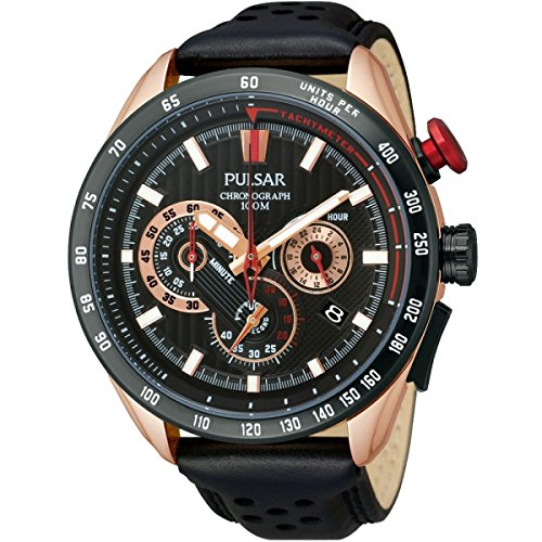 Mens Pulsar Chronograph Watch PU2066X1 Best Price and Cheapest