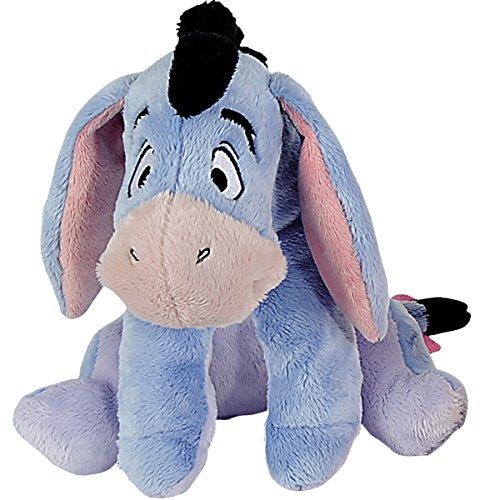 Unbekannt Disney Plüschtier I-Ah aus Winnie Puuh aus kuschelweichem Plüsch, 25 cm: Puuh Plüsch Tier Disney Esel Stofftier Schmuse Tier Kuschel