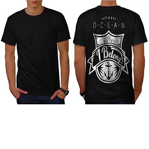 belong-ocean-sea-boat-love-wave-men-new-black-l-t-shirt-back-wellcoda
