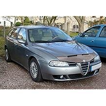 AB-00012 PROTECTOR DEL CAPO Alfa Romeo 156 2003-2005 Bonnet Bra TUNING