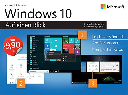 Windows 10 - Auf einen Blick (Microsoft Press)