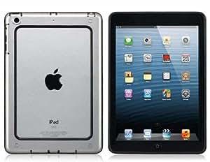 Anti-choc TPU Bumper en caoutchouc pour Mini iPad (Noir)