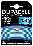 Duracell 1/3N Lithium-Hochleistungsbatterie (CR11108) 1 Stück