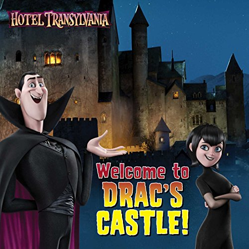 (Welcome to Drac's Castle! (Hotel Transylvania 3: Summer Vacation) (English Edition))