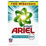 Ariel Waschpulver mit Febreze 6.5kg