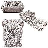 allpetsolutions Alfie Beds - Funda de Forro Polar para sofá o Silla (tamaño pequeño)
