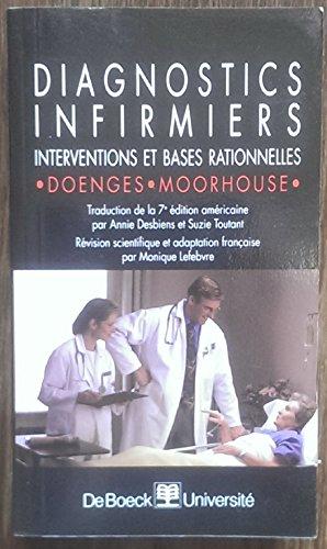 Diagnostics infirmiers. : Interventions et bases rationnelles