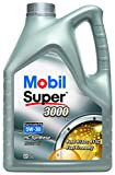 Mobil Super 3000 X1 Formula FE 5W-30 Motoröl, 5L