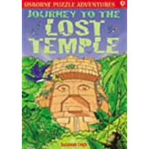 Journey to the Lost Temple (Usborne Young Puzzle Adventures)